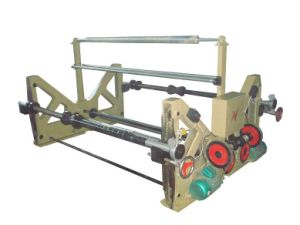 Electrical Roll Stand with Shaft for Paper Roll pictures & photos
