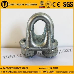 High Quality G 450 U. S. Type Forged Wire Rope Clip pictures & photos