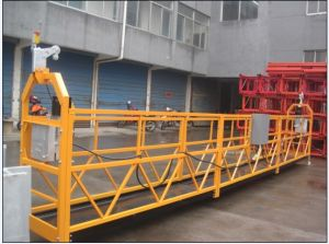 ZLP500 Suspended Platform Rated Load 500kg pictures & photos
