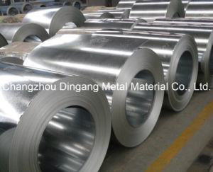 Gi Steel Hot Dipped Galvanized Steel Coil-Building Material pictures & photos
