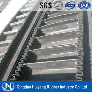 High Tensile Strength Anti-Impact Sidewall Rubber Conveyor Belt pictures & photos