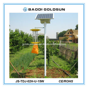 Solar Powered Insect Trap Light pictures & photos