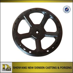 300mm Black Stamping Handwheel for Valve pictures & photos