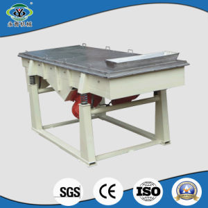 Low Noise Linear Vibrating Sieve Separator Machine for Crusher Machine pictures & photos
