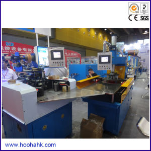 High Quality and Double Color Wire and Cable Extrusion Machine pictures & photos