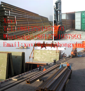Stucture Steel H Beam for Construct pictures & photos