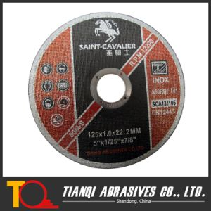 "5"" Thin Cutting Discs for Stainless Steel pictures & photos"