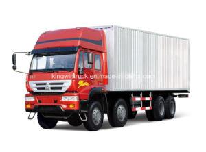 Sinotruk Golden Prince 8X4 Cargo Truck pictures & photos