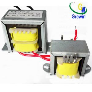Ei Core Low Volatge Transformer Silicon Steel Transformer for Communication pictures & photos