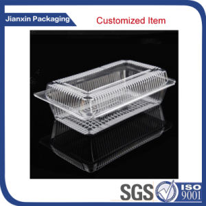 Supermarket Disposable Clear Fruit Packing pictures & photos
