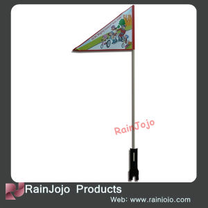 Kids Safety Bicycle Flag with Pole pictures & photos
