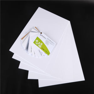 Offset Printing Contactless Matt PVC Card Core pictures & photos