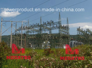 115kv Bus Substation Framework (MGS-BSF115) pictures & photos