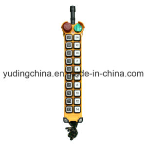 Electric Lifting System Mini Electric Hoist with Wireless Remote Control F21-20s pictures & photos