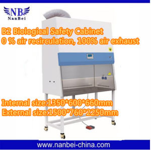 Class II A2 Conditions 30% Exhaust Single Person Biological Safety Cabinet pictures & photos