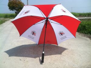 "30"" Auto-Open Golf Umbrella for Promotion (MP6014) pictures & photos"
