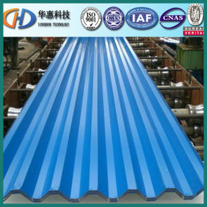 High Quality Prepainted Galvanized Steel Sheet with ISO9001 pictures & photos