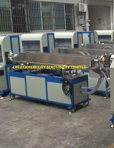 Low Energy Consumption Fluorine Plastic Tubing Plastic Extruder Machine pictures & photos