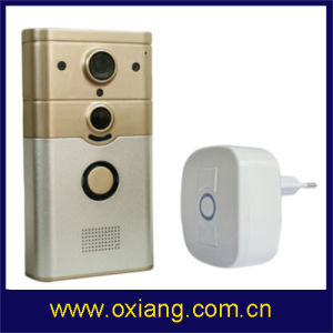 High Quality Home Protection Smart WiFi Video Doorphone with Remote Moniton pictures & photos