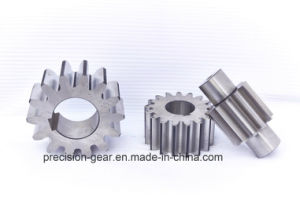 Gears for Meat Chopper, Steel Gear&Gear Shaft