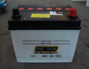Sabas Model 639 Dry Charged Car Battery pictures & photos
