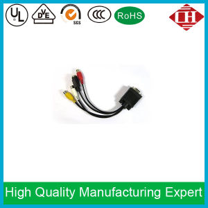 VGA Adapter to TV S-Video RCA out Cable for PC Video