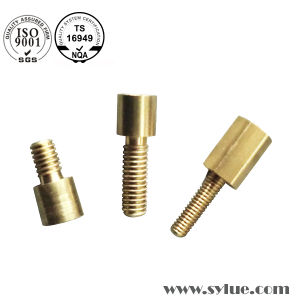 Automatic Copper CNC Machining Parts with Wholesale Price pictures & photos