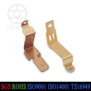 OEM/ Customized Copper Metal Stamping Parts pictures & photos