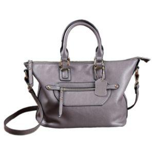 New Arrival PU Leather Designer Handbag Trendy Shoulder Bag European Style pictures & photos