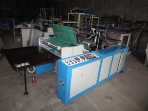 Plastic Bag Making Machine of Flower Bags, U Shape Bags (DC-600)