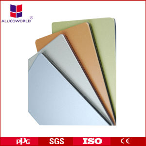 Cheapest with High Quality 3mm Aluminum Composite Panel pictures & photos