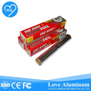 Food Grade Aluminum Foil Roll for Baking pictures & photos