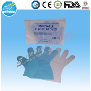Disposable Vinyl Gloves Powdered Free pictures & photos