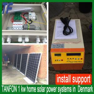 500W Solar Inverter Controller Battery Hybrid Box pictures & photos