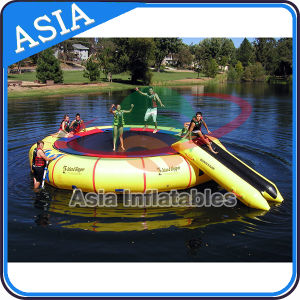 Hottest Water Jumping Bed, Inflatable Water Trampoline for Sale pictures & photos