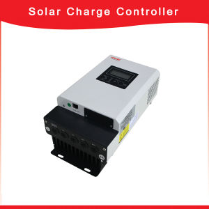 LCD Displays 12VDC 24VDC 48VDC Wind Solar Charger Controller pictures & photos