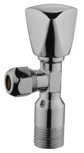 Dr Chrome Plated Brass Angle Valve pictures & photos
