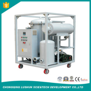 Lushun Ty Series Vacuum Lubrication Oil Purifier/ Turbine Oil Filter pictures & photos