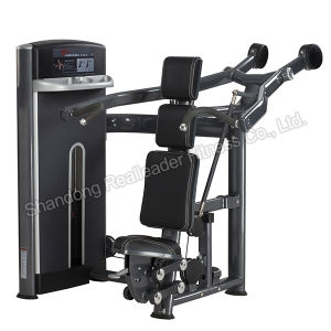 Body Building Equipment Seated Shoulder Press Fitness Equipment Gym pictures & photos