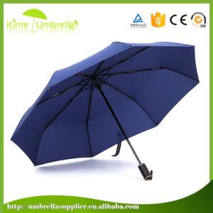 Top Quality Customized Factory Price 3 Folding Rain Umbrella Manufacturer China pictures & photos