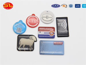 2018 Hot Sale 125kHz Contactless NFC Epoxy Card pictures & photos