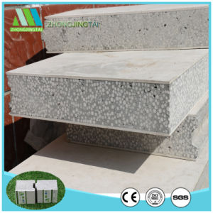 Waterproof Fireproof EPS Cement Sandwich Partitional Wall Panel pictures & photos