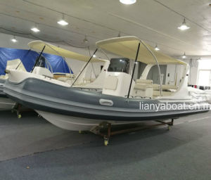 Liya 10 Men Rigid Inflatable Rib Boat China for Sale pictures & photos