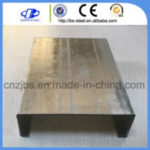 Steel Fabrication Used Cold Formed C Shape Steel Purlin pictures & photos