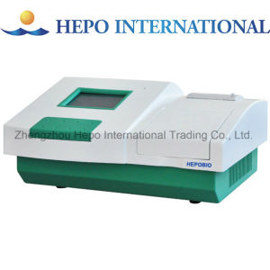 Eight-Channel Touch Screen Microplate Reader (HP-ELISA5000) pictures & photos