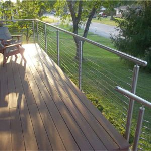 2017 Best Price Stainless Steel Cable Railing pictures & photos