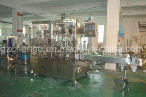 High Efficient Automatic Rotor Pump Filling Machine for Various Liquid Paste pictures & photos