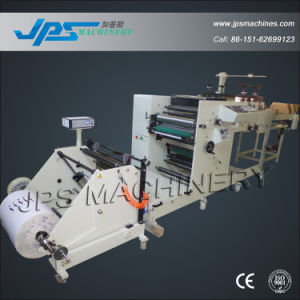 Full-Automatic 1 Colour Self-Adhesive Sticker Label Printer Press pictures & photos
