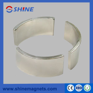 Nickel Coated Neodymium Magnet for Motor pictures & photos