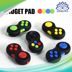 Magic Cube Anti Stress Gift Hand Puzzles Fidget Pad pictures & photos